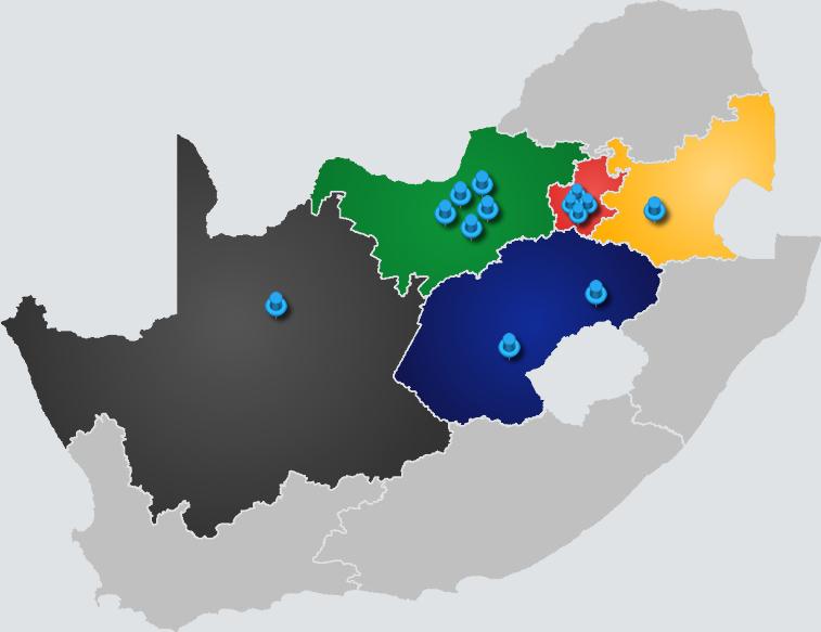 Incredible Door Branches in South Africa