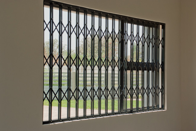 Trellis Type Security Doors In Johannesburg From