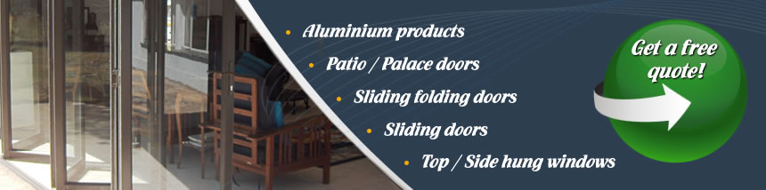 Aluminium Windows and Doors in Johannesburg
