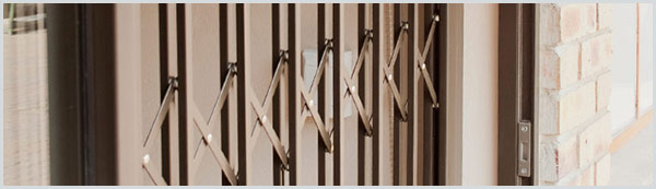 Expandable Security Doors & Windows