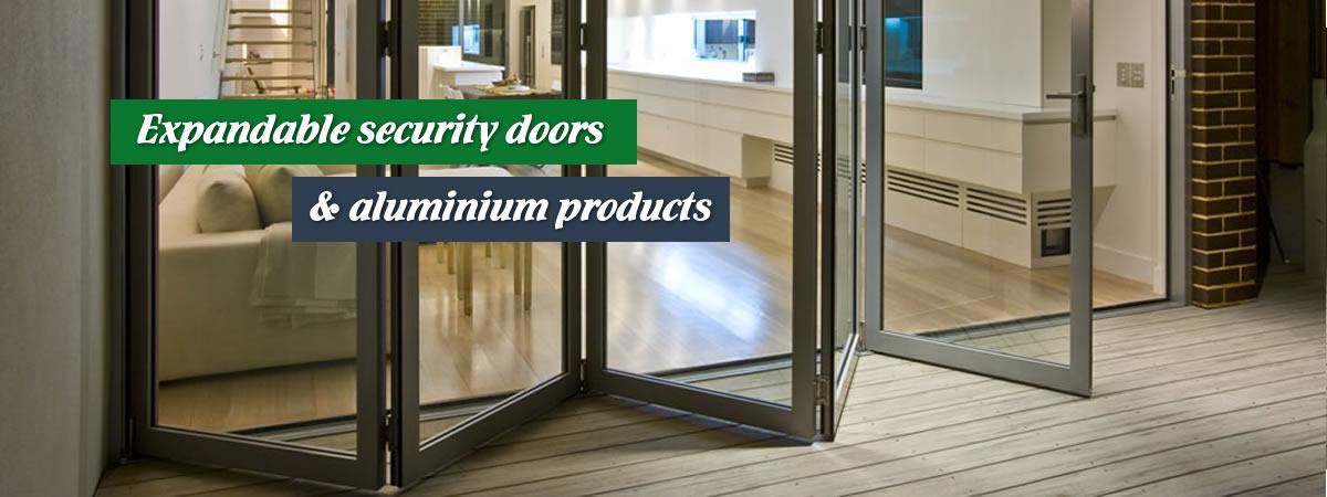 Incredible Door Security doors and aluminium products