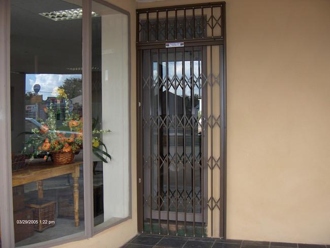 security doors in Pretoria